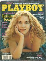 PLAYBOY MAGAZINE BRAZIL # 272 - TATIANA ISSA (2) - MAR 1998 HOT