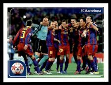 Panini Champions League 2011-2012 - 2010-11 FC Barcelona Legends No. 552