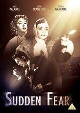 Sudden Fear 1952 DVD