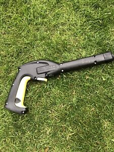 Karcher Replacement Gun Pressure Washer K2 -K7 Series Quick Connect Yellow Clip
