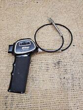 Nikon Pistol Grip Model 2 Shutter Cable Release for Nikon F & F2 Cameras