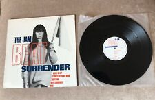 """The Jam Beat surrender 12"""" Great Condition"""