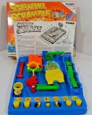 2008 Screwball Scramble Obstacle Game near Complete Tomy Kids Crazy Fun Race