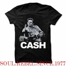 JOHNNY CASH FINGER PUNK ROCK ALTERNATIVE  MEN'S SIZES  T SHIRT