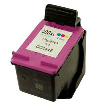 HP 300XL Colour CC644EE Refilled Ink Cart for HP Deskjet F2400 F2420 F2476 F2480