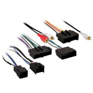 Metra 70-1776 EXP/NAV w/NAV w/o THX Harness Car Stereo Wiring Harness