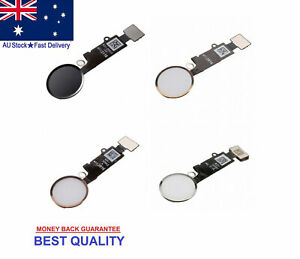 Replacement Home Button Touch ID Key Sensor Flex Cable For iPhone 7 Plus 8 Plus