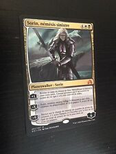 MTG MAGIC SOI SORIN GRIM NEMESIS (FRENCH SORIN NEMESIS SINISTRE) NM
