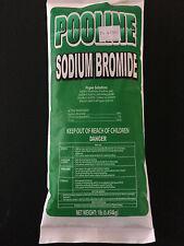 Genesis Tru Blu Salt Replacement Sodium Bromide 1LB bag TruBlu 10PACK!