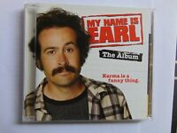 My Name Is Earl - The Album - Various Artists - CD - FREE POST