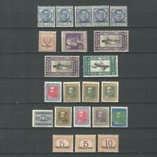 Eritrea Colonia 1903-28,1908-28,,1920-22,1924,1931,1934 MNH,MH Lot Italy Colony