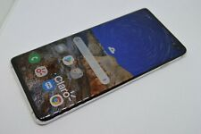 Samsung Galaxy S10+ SM-G975F 128GB Prism White Unlocked GSM AT&T T-MOBILE #L063