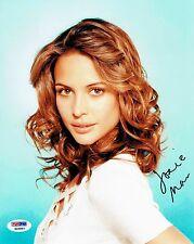 Josie Maran Signed Authentic Autographed 8x10 Photo (PSA/DNA) #K65897