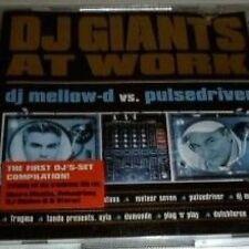 DJ Mellow-D DJ géants at work (mix, 2000, vs. pulsedriver) [double CD]