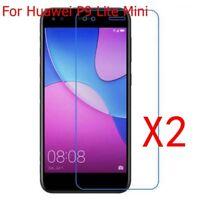2PC For Huawei P9 Lite Mini Anti-Scratch 9H Tempered Glass Film Screen Protector