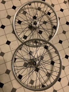 Ukai Aero Rims Shimano Hubs Old School BMX Wheels Not Araya Original 80s