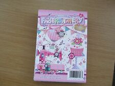HUNKYDORY LITTLE BOOK OF 'FABERDASHERY'  - SET OF 24 IMAGES (1 OF EACH)