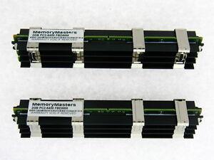 4GB Kit (2x2GB) DDR2 800MHz FB Mem RAM for Apple Mac Pro Quad 8 Core 3.0GHz