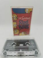 The Simpsons - Sing The Blues - Cassette Tape
