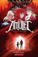 Amulet #7: Firelight by Kazu Kibuishi (Paperback / softback, 2016)