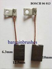 Bosch Carbon Brushes Hammer drills UBH 6/35 UBH 6/35D UBH 4/26 4-26 USH 6 D27