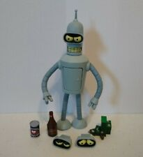 Toynami Futurama Bender Figure Loose