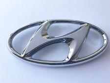 Front Grille Emblem Elantra Sedan 2011-2012-2013 Front H Logo OEM Hyundai
