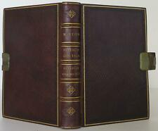 John Milton / Paradise Lost 2nd edition and Paradise Regained 1st #1610305