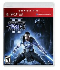 NEW Star Wars: The Force Unleashed II 2 Playstation 3 PS3