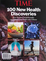 100 NEW HEALTH DISCOVERIES  2014 TIME SPECIAL PUBLICATION Latest Breakthroughs