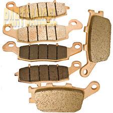 Front Rear Performance Sintered Brake Pads Suzuki SV 650 DL 650 DL 1000 3 Sets