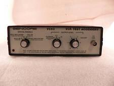Sencore VC63 VCR Test Accessory