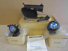 04 - 08 MAZDA RX8 RX-8 OEM FRONT MULTI COLOR FOG LIGHT SET FE02-V7-220 #49-T