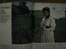 1981 TV Guide(DR. QUINN MEDICINE WOMAN/EAST OF EDEN/JANE SEYMOUR/SALLY STRUTHERS