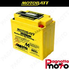 BATTERIA PRECARICATA MOTOBATT MB9U NORTON RANGER COMMANDO 750