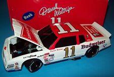 Darrell Waltrip 1984 Budweiser #11 Chevy Monte Carlo 1/24 NASCAR Vintage BWB New