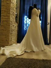 ABITO DA SPOSA Wedding Dress Bridal Matrimonio Bridal Taglia 46