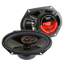 "Cerwin Vega H7683 6x8"" 3-Way Coaxial Speaker Polypropylene 1"" & .5"" Tweeter Pair"