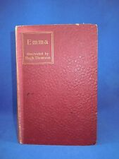 1904 EMMA Jane Austen, illustrated by Hugh Thomson Macmillan Edition