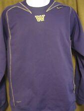 Vintage Nike Fit University of Washington Huskies Sweatshirt sz S