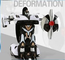 MZ Transformers 2339P Stinger 8+ IR RC Robot Pagani Car Bumblebee Optimus Prime