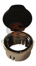 2007-2013 Chevrolet Silverado Genuine GM Chrome Power Outlet Cover 20983936