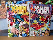 X-MEN CHRONICLES - THE DAWN OF APOCALYPSE (1995) - # 1-2
