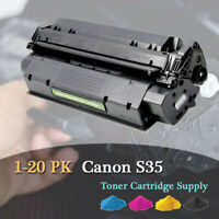 1-20PK 2PK CRG S35 Toner For Canon ImageClass D320 D340 D383 FaxPhone L170 lot