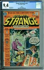 STRANGE ADVENTURES 227 CGC 9.4 WHITE PGS 1970 CIRCLE 8 PEDIGREE MURPHY ANDERSON