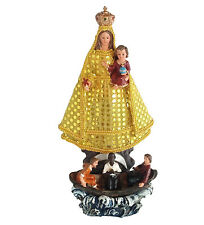13 inch Statue Virgen Caridad del Cobre Our Lady of Charity Virgin Figurine
