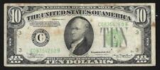États Unis - Fed Res Note - Philadelphia Fed 1934A - VF