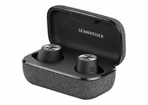 Sennheiser Momentum True Wireless 2 M3IETW2 (Black) - Bluetooth in-Ear Buds