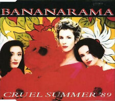 Bananarama - CRUEL SUMMER ´89 - Maxi CD Single © 1989 #NANCD 20 (+Venus Remix)