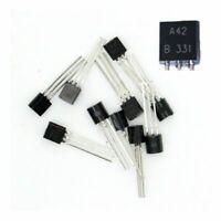10x Transistor A42 B331- A42B - NPN - TO-92 Three Pins General Purpose